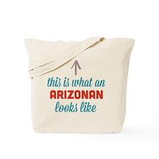 Arizonan Looks Like Tote Bag