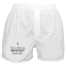Architect Looks Like Boxer Shorts