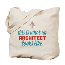 Architect Looks Like Tote Bag