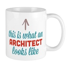 Architect Looks Like Mug