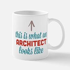 Architect Looks Like Mug