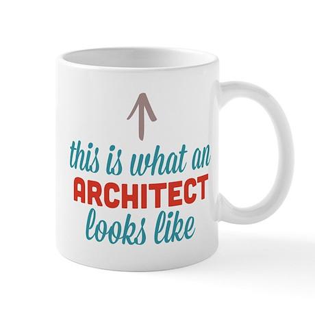 Architect Looks Like Mug By Thisiswhata