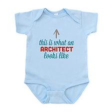 Architect Looks Like Infant Bodysuit