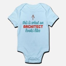 Architect Looks Like Infant Bodysuit