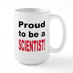 Proud Scientist Mug
