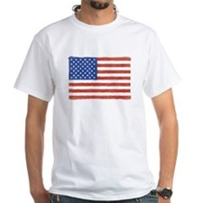 Watercolor USA Flag: Shirt