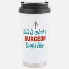 Surgeon Looks Like Stainless Steel Travel Mug