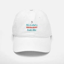 Sociologist Looks Like Cap