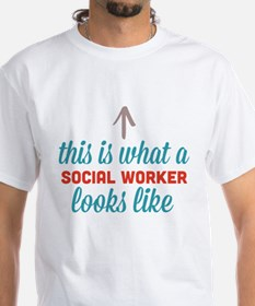 Social Worker Looks Like Shirt