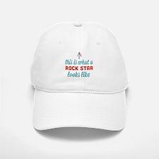 Rock Star Looks Like Cap