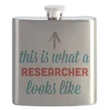 Researcher Looks Like Flask