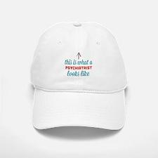 Psychiatrist Looks Like Cap