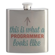 Programmer Looks Like Flask