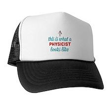 Physicist Looks Like Hat
