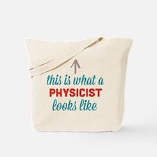 Physicist Looks Like Tote Bag