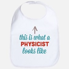 Physicist Looks Like Bib