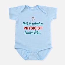 Physicist Looks Like Infant Bodysuit