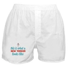 New Yorker Looks Like Boxer Shorts