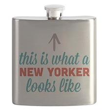 New Yorker Looks Like Flask
