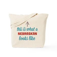 Nebraskan Looks Like Tote Bag