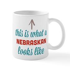 Nebraskan Looks Like Small Mug