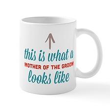 Mother Of The Groom Small Mug