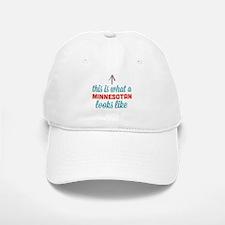 Minnesotan Looks Like Cap