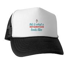 Mathematician Looks Like Hat