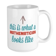 Mathematician Looks Like Mug