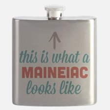 Maineiac Looks Like Flask
