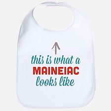 Maineiac Looks Like Bib