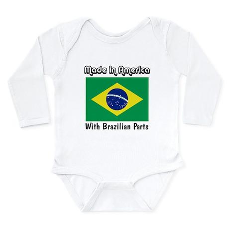 Brazilian Parts Body Suit