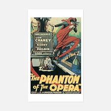 Phantom of the Opera 1925 Decal