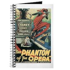 Phantom of the Opera 1925 Journal