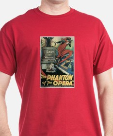 Phantom of the Opera 1925 T-Shirt