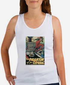 Phantom of the Opera 1925 Women's Tank Top