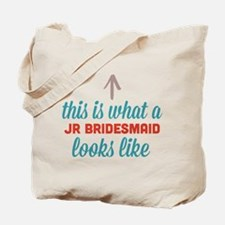 Jr Bridesmaid Looks Like Tote Bag