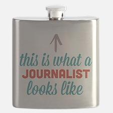 Journalist Looks Like Flask