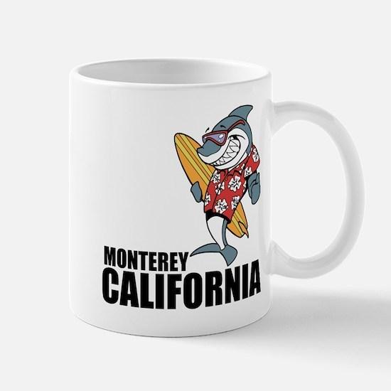 Monterey, California Mugs
