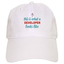 Developer Looks Like Baseball Cap