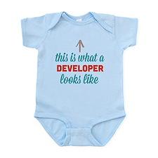 Developer Looks Like Infant Bodysuit