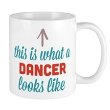 Dancer Looks Like Mug