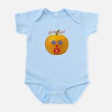 Oh No! Mr.Pumpkin! Infant Bodysuit