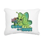 Cute Bug Rectangular Canvas Pillow