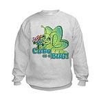 Cute Bug Kids Sweatshirt