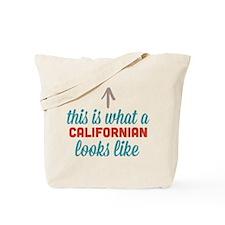 Californian Looks Like Tote Bag
