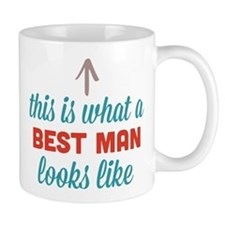 Best Man Looks Like Mug