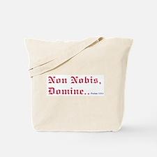 nobis600.png Tote Bag