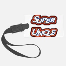 Super Uncle Luggage Tag
