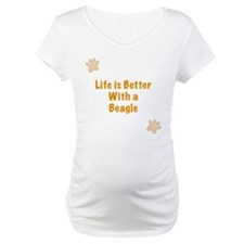 Life is better with a Beagle Shirt